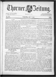 Thorner Zeitung 1889, Nr. 130