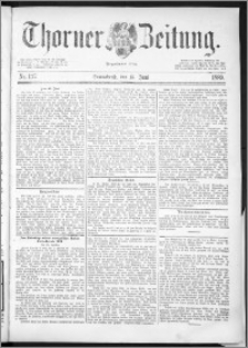Thorner Zeitung 1889, Nr. 137