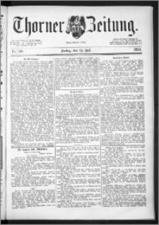 Thorner Zeitung 1889, Nr. 160