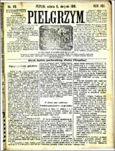 Pielgrzym, pismo religijne dla ludu 1881 nr 88