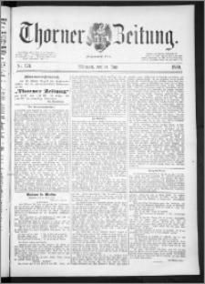 Thorner Zeitung 1889, Nr. 176