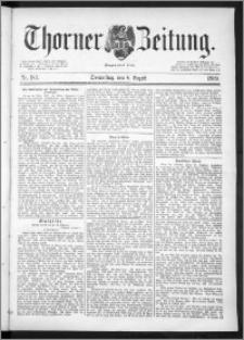 Thorner Zeitung 1889, Nr. 183