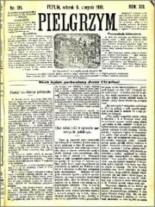 Pielgrzym, pismo religijne dla ludu 1881 nr 89