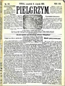 Pielgrzym, pismo religijne dla ludu 1881 nr 90
