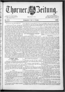 Thorner Zeitung 1889, Nr. 233