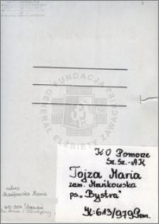 Tojza Maria