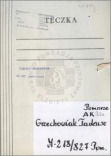 Grzechowiak Tadeusz