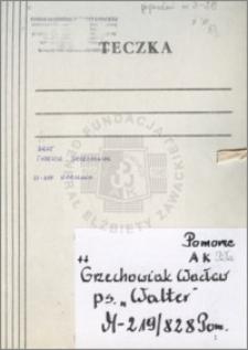 Grzechowiak Wacław