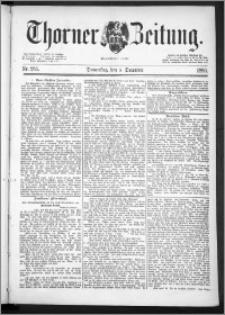 Thorner Zeitung 1889, Nr. 285