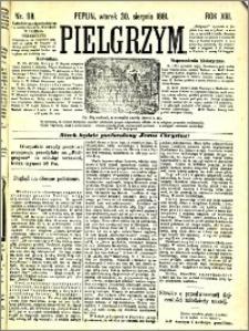 Pielgrzym, pismo religijne dla ludu 1881 nr 98