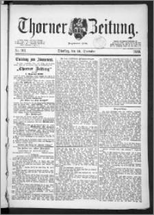 Thorner Zeitung 1889, Nr. 301