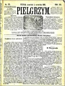 Pielgrzym, pismo religijne dla ludu 1881 nr 99