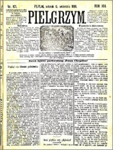 Pielgrzym, pismo religijne dla ludu 1881 nr 101