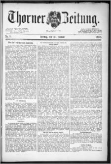 Thorner Zeitung 1890, Nr. 8
