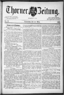 Thorner Zeitung 1890, Nr. 69