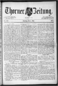Thorner Zeitung 1890, Nr. 103 + Beilage