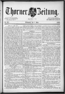 Thorner Zeitung 1890, Nr. 105