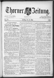 Thorner Zeitung 1890, Nr. 123