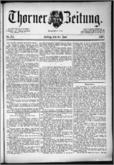 Thorner Zeitung 1890, Nr. 141