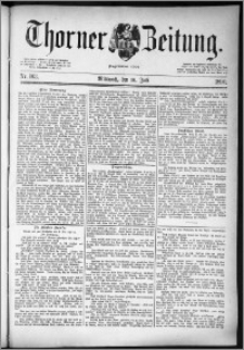 Thorner Zeitung 1890, Nr. 163