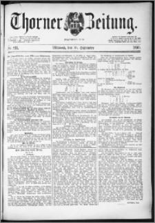 Thorner Zeitung 1890, Nr. 211