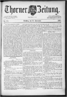 Thorner Zeitung 1890, Nr. 216