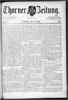 Thorner Zeitung 1890, Nr. 242
