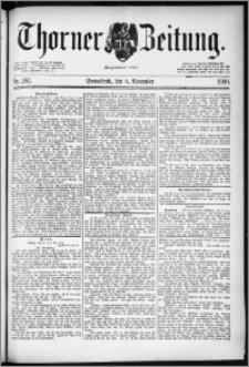 Thorner Zeitung 1890, Nr. 262