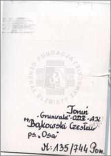Bąkowski Czesław