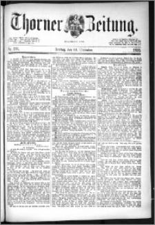 Thorner Zeitung 1890, Nr. 291