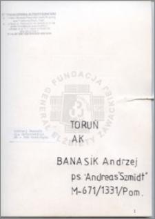 Banasik Andrzej
