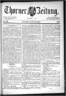 Thorner Zeitung 1890, Nr. 298