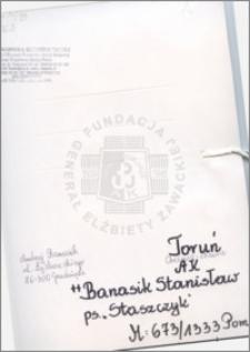 Banasik Stanisław