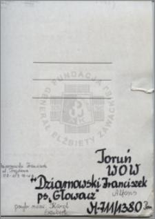 Dziarnowski Franciszek