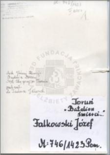Falkowski Józef