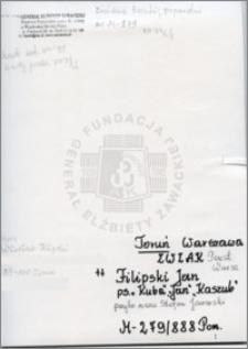 Filipski Jan