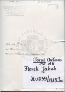 Florek Jakub