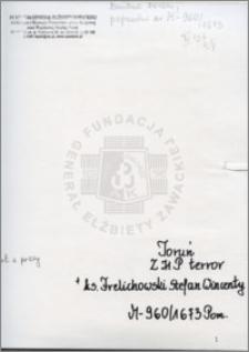 Frelichowski Stefan Wincenty