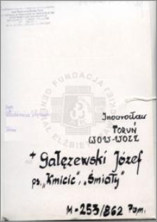 Gałęzewski Józef