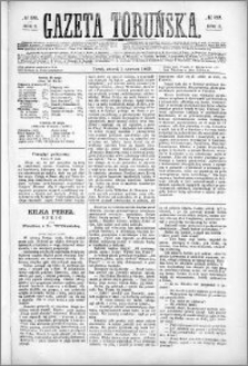 Gazeta Toruńska, 1869.05.30 R. 3 nr 122