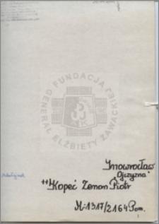 Kopeć Zenon Piotr