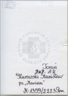 Kurowski Stanisław