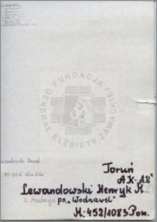 Lewandowski Henryk M.