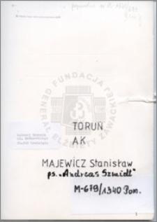 Majewicz Stanisław