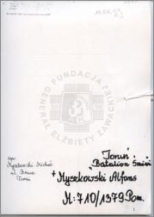 Myszkowski Alfons
