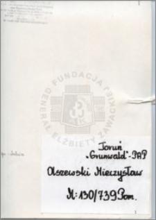 Olszewski Mieczysław