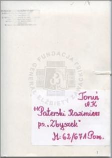 Paterski Kazimierz