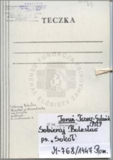 Sobieraj Bolesław