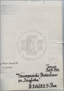 Szczepański Bolesław