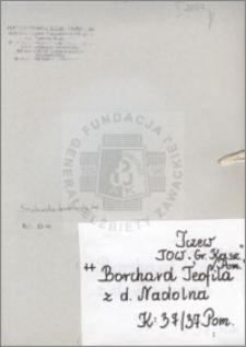 Borchard Teofila